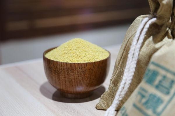 【谷乡小米】 农家有机月子米5斤麻袋装