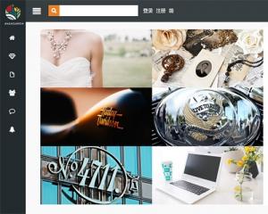 产品展示型网站